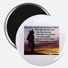 """Native Prophecy - Environment 2.25"""" Magnet (10 pac"""