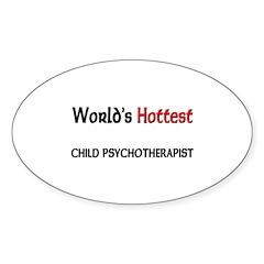World's Hottest Child Psychotherapist Decal
