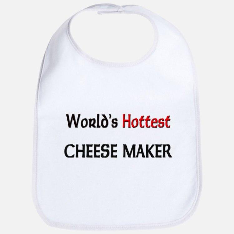 World's Hottest Cheese Maker Bib