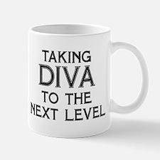 Taking Diva Mug