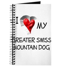 Greater Swiss Mountain Dog Journal