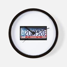 Diplomat - Wall Clock