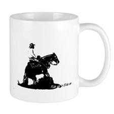 Ride em 'n Slide em,reining h Mug
