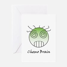 Chemo Brain Greeting Cards (Pk of 10)
