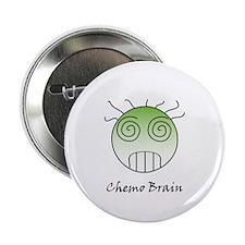 "Chemo Brain 2.25"" Button (10 pack)"