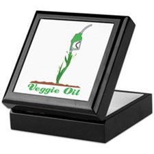 Veggie Oil Keepsake Box