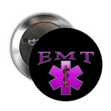 "EMT(pink) 2.25"" Button"