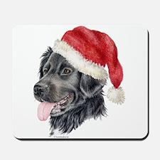 Christmas Stabyhoun Mousepad