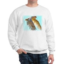 Funny Laughing owl Sweatshirt