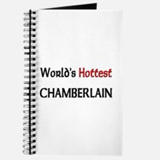 World's Hottest Chamberlain Journal