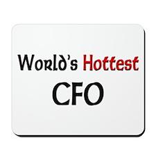 World's Hottest Cfo Mousepad