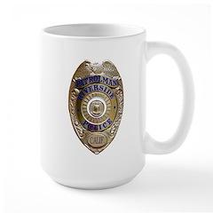 Riverside Police Mug