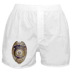 Riverside Police Boxer Shorts