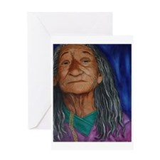 Cute Alima newton Greeting Card