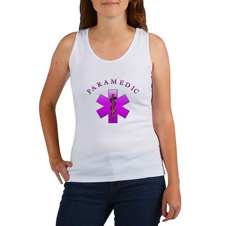 Paramedic(pink) Women's Tank Top