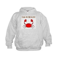 TALK TO THE CLAW Hoodie