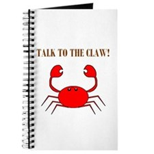 TALK TO THE CLAW Journal
