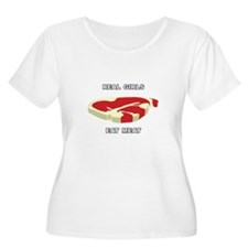 Real Girls Eat Meat T-Shirt