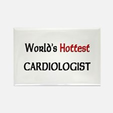 World's Hottest Cardiologist Rectangle Magnet