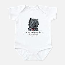Cairn Terrier Best Friend Infant Bodysuit