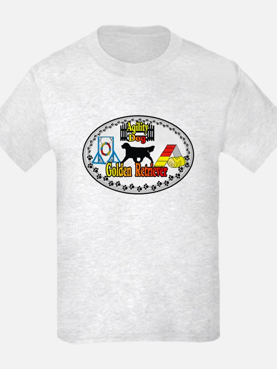 Golden Retriever Agility T-Shirt