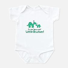Dino-mite Little Brother Infant Bodysuit