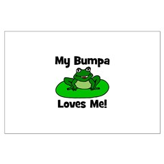 My Bumpa Loves Me! Posters