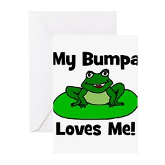 My Bumpa Loves Me! Greeting Cards (Pk of 10)