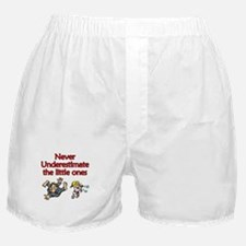 Womens Martial Arts Boxer Shorts