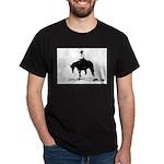 trail horse Dark T-Shirt