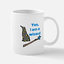 Yes, I am a wizard Mug