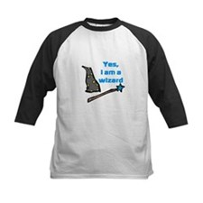 Yes, I am a wizard Tee