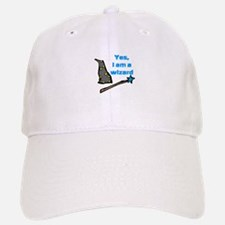 Yes, I am a wizard Baseball Baseball Cap