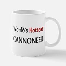 World's Hottest Cannoneer Mug