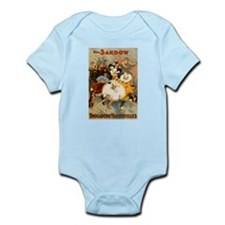 The Sandow Vaudeville Infant Bodysuit