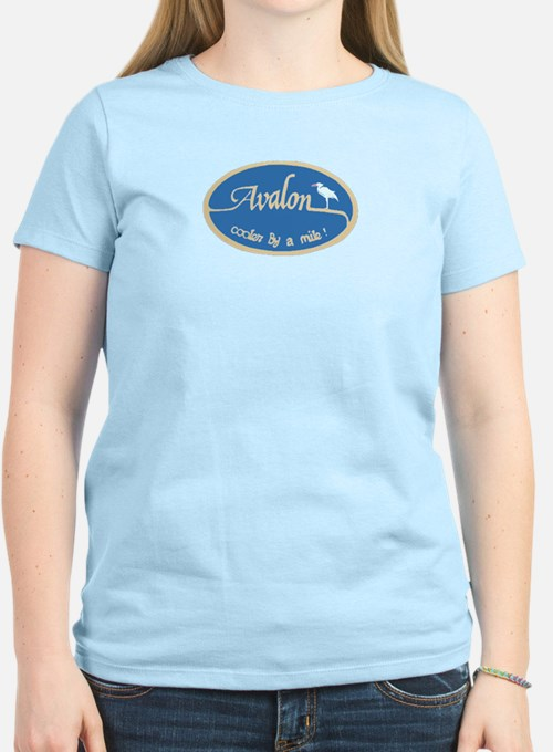 Avalon ... Cooler by a mile T-Shirt