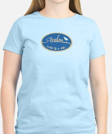 Avalon ... Cooler by a mile Women's Light T-Shirt