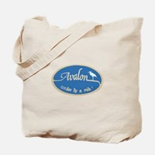Avalon ... Cooler by a mile Tote Bag