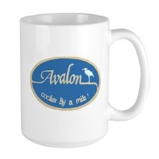 Avalon ... Cooler by a mile Mug