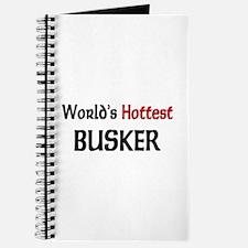 World's Hottest Busker Journal