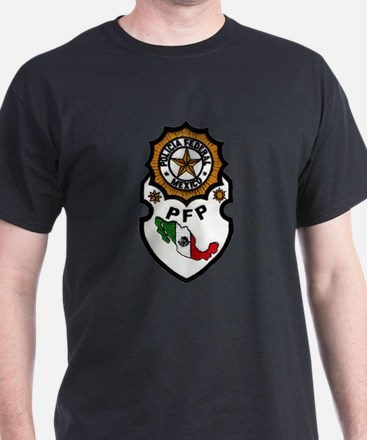 Mexican Federal Police T-Shirt