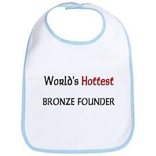 World's Hottest Bronze Founder Bib