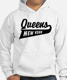 Queens New York Hoodie Sweatshirt