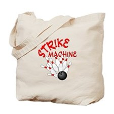 Strike Machine Tote Bag