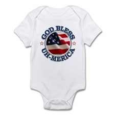 Uh-merica Infant Bodysuit