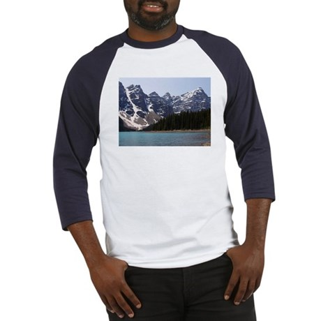 Jasper National Park Baseball Jersey