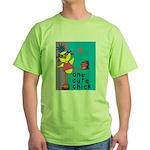 1 cute chick Green T-Shirt