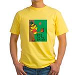 1 cute chick Yellow T-Shirt
