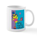 1 cute chick Mug