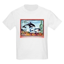 Pickpocketing Whales T-Shirt
